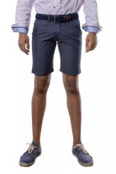 Bermuda corta azul
