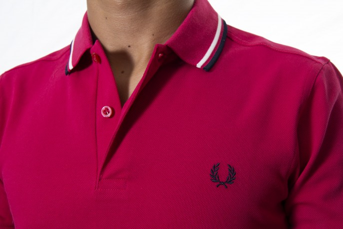Polo FRED PERRY fresa