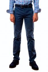 Pantalón algodón azul oscuro