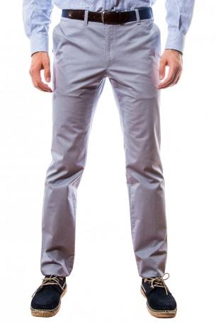 Pantalón algodón semiliso