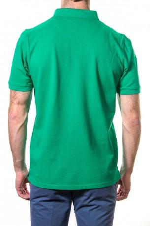 Polo liso Spagnolo verde
