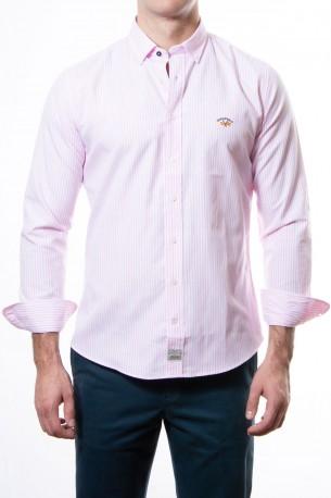 Camisa Spagnolo raya candela rosa