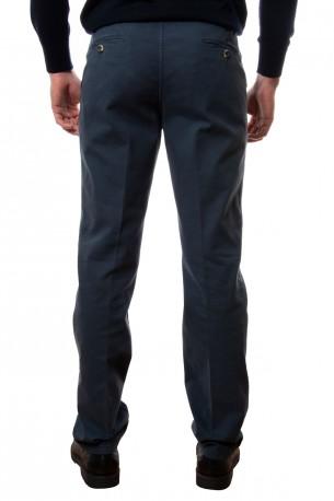 Pantalón algodón gris