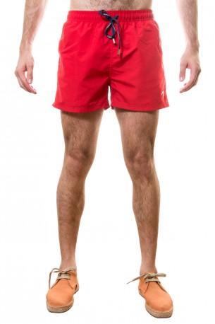 Bañador liso rojo Spagnolo