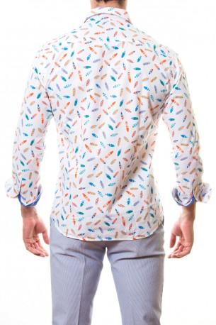 Camisa estampada surf