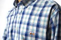 Camisa Spagnolo cuadros medios azules
