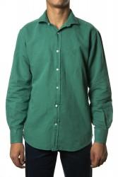 Camisa Mario Gretto lisa verde
