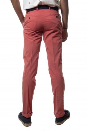 Pantalón algodón coral